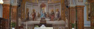 monastero carpineto romano